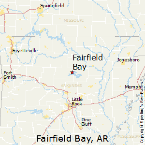 Fairfield Bay Arkansas Comments