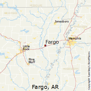 Best Places to Live in Fargo Arkansas