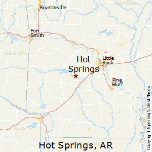 Best Places to Live in Hot Springs, Arkansas