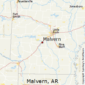Best Places To Live In Malvern Arkansas