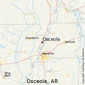 Best Places To Live In Osceola Arkansas