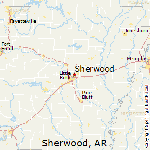 Best Places To Live In Sherwood Arkansas