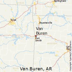 Best Places to Live in Van Buren Arkansas