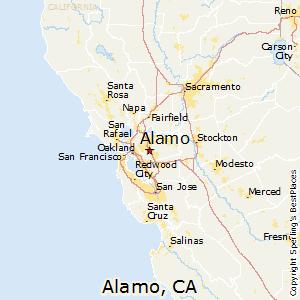 Comparison: Danville, California   Alamo, California