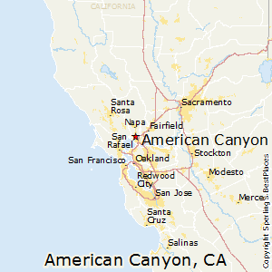 Best Places to Live in American Canyon California