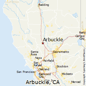 Best Places to Live in Arbuckle California