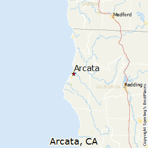 Best Places to Live in Arcata California