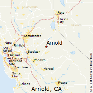 Arnold California Cost Of Living
