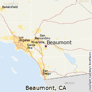 Best Places to Live in Beaumont California