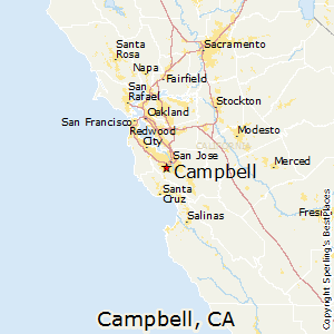 Best Places To Live In Campbell California