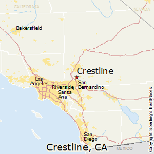 Best Places To Live In Crestline California