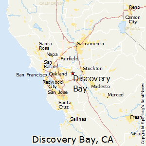 Discovery_Bay,California Map