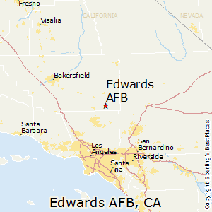 Best Places to Live in Edwards AFB California