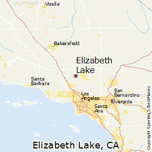 lake elizabeth ca map Elizabeth Lake California Cost Of Living lake elizabeth ca map