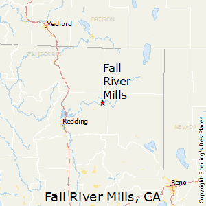 Best Places to Live in Fall River Mills California