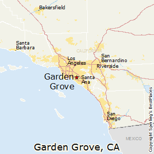 Best Places to Live in Garden Grove California