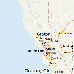 Graton California Map.Graton California Climate