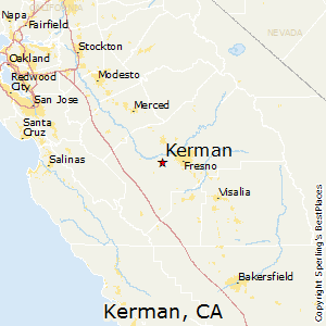 Best Places to Live in Kerman California