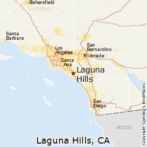 Laguna_Hills,California Map