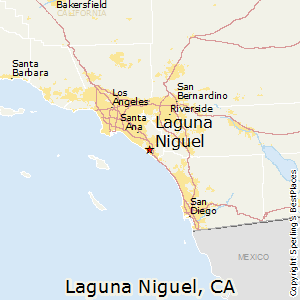 Laguna_Niguel,California Map