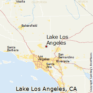 Best Places To Live In Lake Los Angeles California