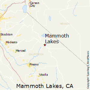 mammoth lake ca map Mammoth Lakes California Cost Of Living mammoth lake ca map