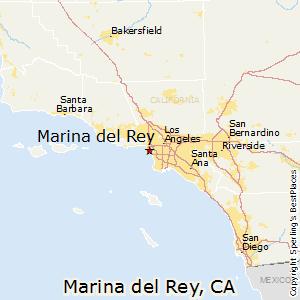 Marina Del Rey California Politics Voting