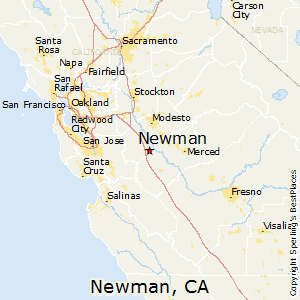 Newman California Map.Best Places To Live In Newman California