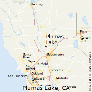 Plumas_Lake,California Map