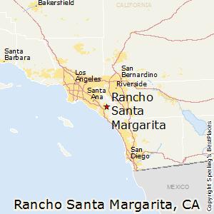 Comparison Rancho Santa Margarita California Laguna Niguel