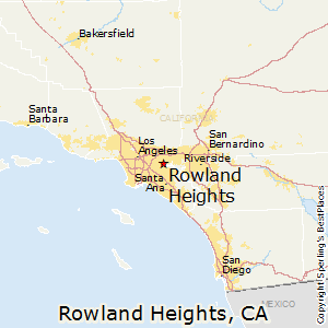 Rowland Heights California Cost Of Living