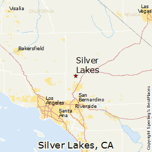 Best Places to Live in Silver Lakes, California on