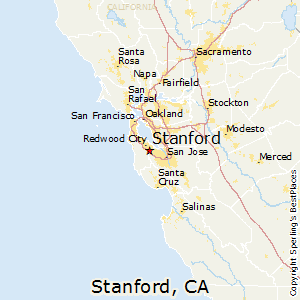 Stanford Zip Code Map.Stanford California Cost Of Living