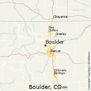 Best Places to Live in Boulder Colorado