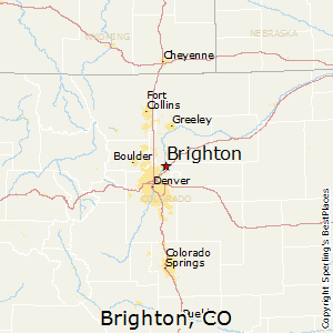 Best Places to Live in Brighton, Colorado