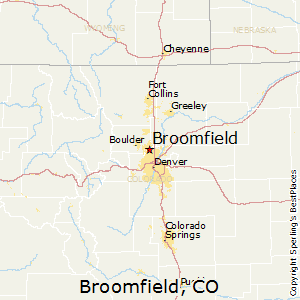 Broomfield Colorado Zip Code Map.Best Places To Live In Broomfield Colorado
