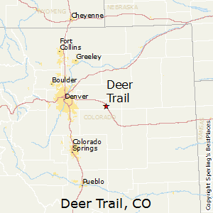 Best Places to Live in Deer Trail, Colorado
