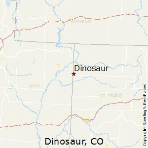 Dinosaur, Colorado Cost of Living