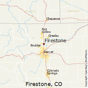 Best Places To Live In Firestone Colorado
