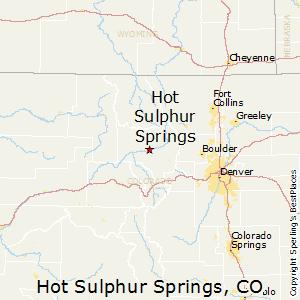 Hot Sulphur Springs Colorado Map.Hot Sulphur Springs Colorado Cost Of Living