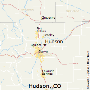 Best Places To Live In Hudson Colorado