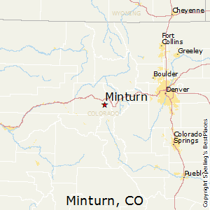 Minturn,Colorado Map