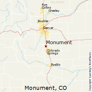 Best Places to Live in Monument, Colorado
