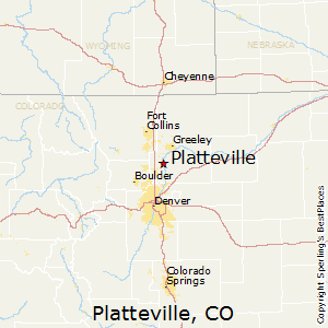 Platteville, Colorado Cost of Living