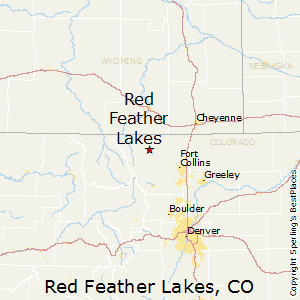 red feather lakes map Best Places To Live In Red Feather Lakes Colorado red feather lakes map
