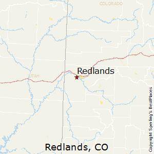 Redlands Zip Code Map.Best Places To Live In Redlands Colorado