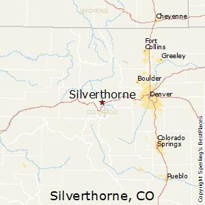 Comparison Silverton Colorado Silverthorne Colorado
