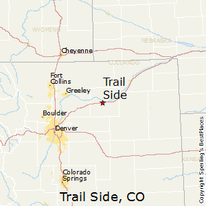 Trail_Side,Colorado Map