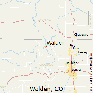 Best Places To Live In Walden Colorado