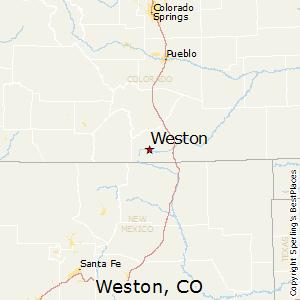 Comparison: Weston, Colorado   Rifle, Colorado